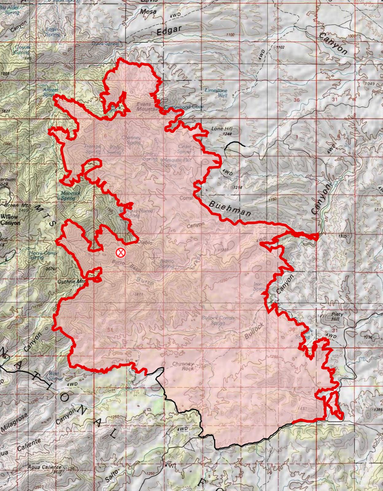 Arizona Active Fire Map.Black Hills Mine Road Hike Lemmon