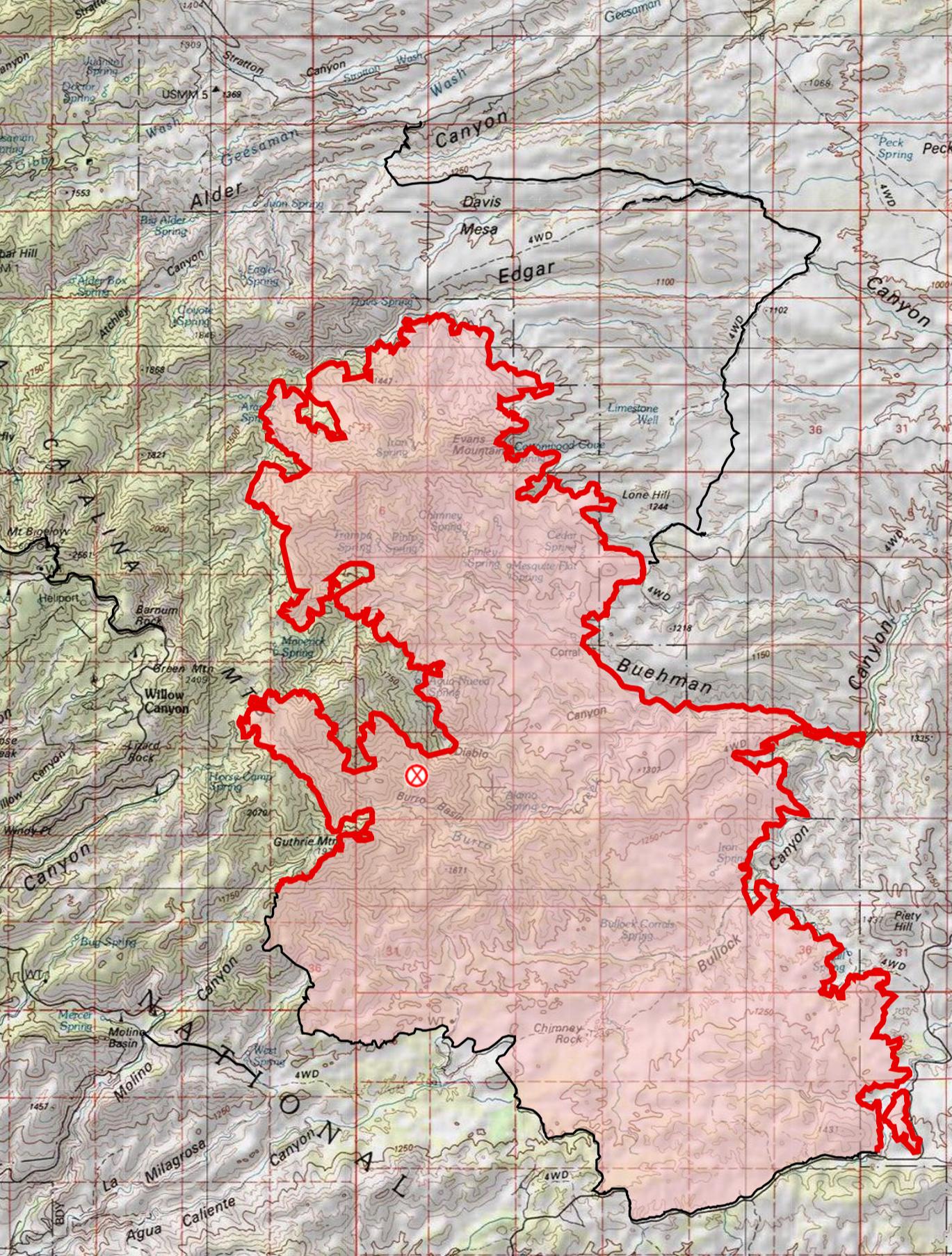 buehman canyon | Hike Lemmon!